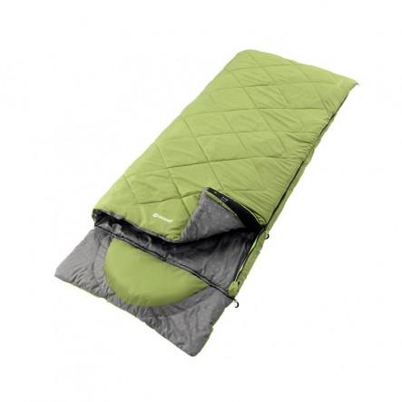 Sac de dormit Outwell Contour - Verde