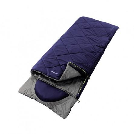 Sac de dormit Outwell Contour Lux - Albastru
