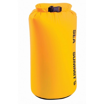Sac impermeabil Lightweight Dry Bag Sea To Summit 13L - Galben