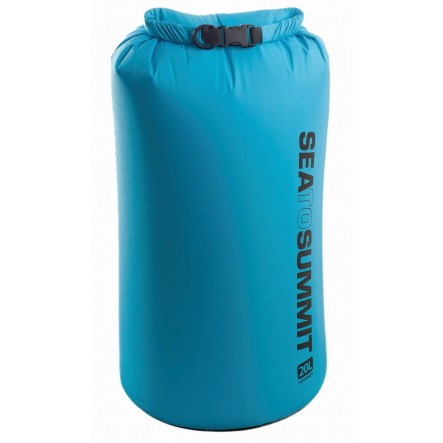 Sac impermeabil Lightweight Dry Bag Sea To Summit 20L - Albastru
