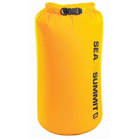 Sac impermeabil Lightweight Dry Bag Sea To Summit 20L - Galben