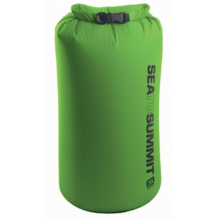 Sac impermeabil Lightweight Dry Bag Sea To Summit 20L - Verde