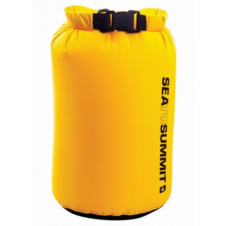 Sac impermeabil Lightweight Dry Bag Sea To Summit 4L - Galben