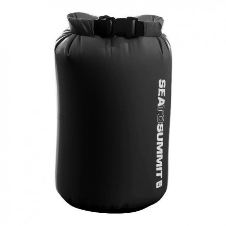 Sac impermeabil Lightweight Dry Bag Sea To Summit 4L - Negru