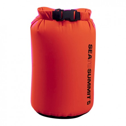 Sac impermeabil Lightweight Dry Bag Sea To Summit 4L - Rosu