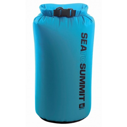 Sac impermeabil Lightweight Dry Bag Sea To Summit 8L - Albastru