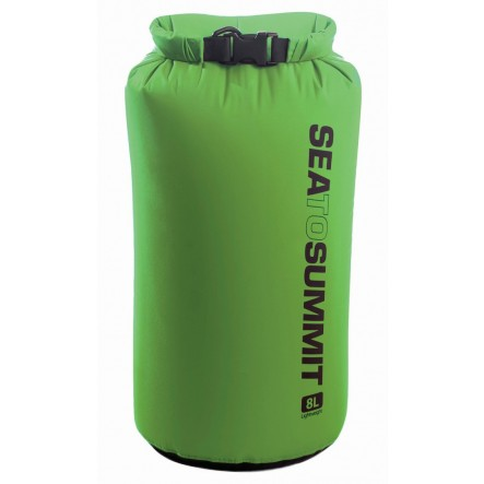 Sac impermeabil Lightweight Dry Bag Sea To Summit 8L - Verde