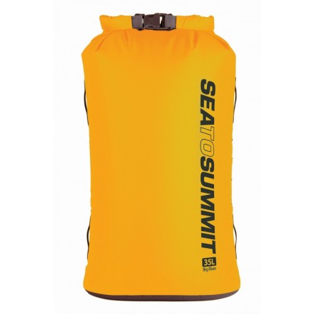 Sac impermeabil Sea to Summit Big River 35L - Galben