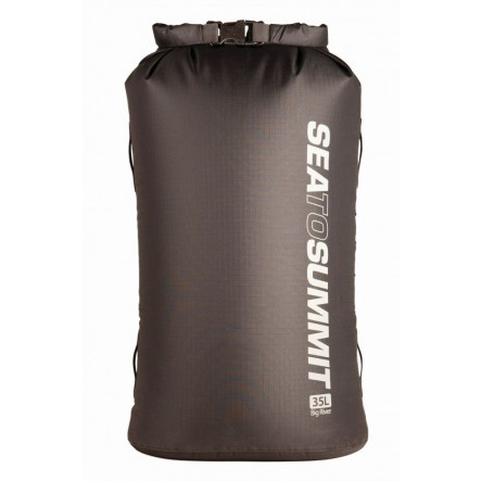 Sac impermeabil Sea to Summit Big River 35L - Negru