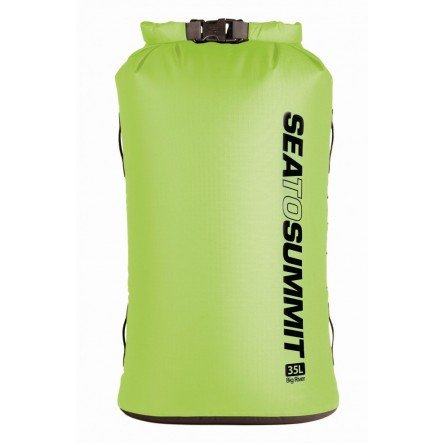 Sac impermeabil Sea to Summit Big River 35L - Verde