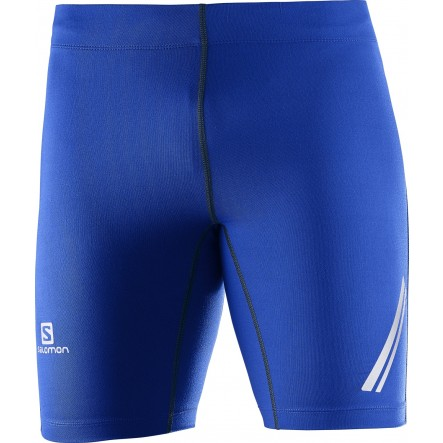Pantaloni alergare Salomon Agile Short Tight