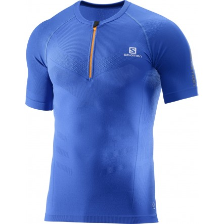 Tricou alergare Salomon Exo Motion Hz