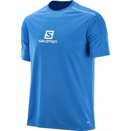Tricou alergare Salomon Stroll Logo