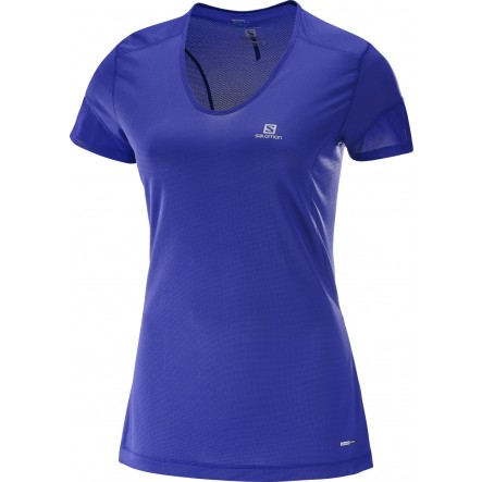 Tricou alergare Salomon Trail Runner