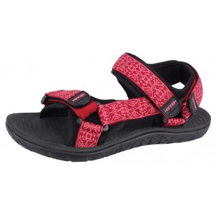 Sandale sport Hannah Strap - Rosu de la Hannah
