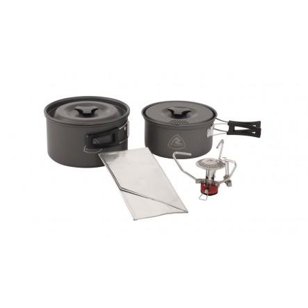 Set vase camping Robens Fire Ant Cook System 2-3