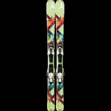Skiuri Atomic Affinity Storm XTO 10