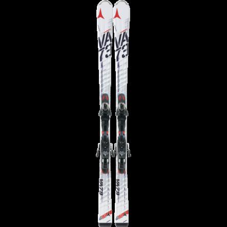 Skiuri Atomic Vario Scandium XTO 10