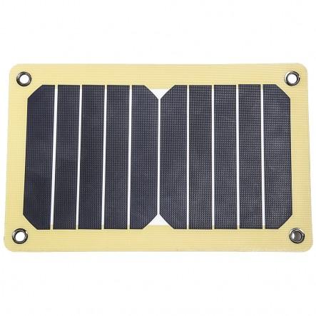 Incarcator solar 5.3W - 5 panouri - 12 Survivers (Camping)