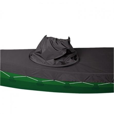 Set prelata canoe Ally 16.5 - verde