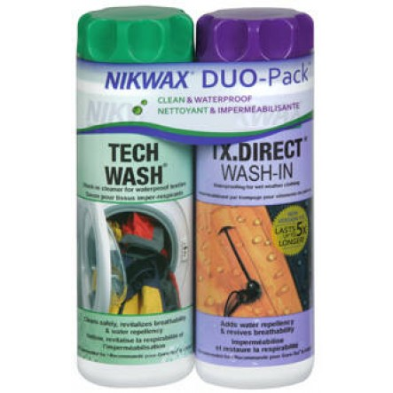 Set Nikwax Tech Wash/Tx.Direct