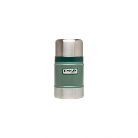Termos pentru mancare Stanley Clasic Inox 500 ml - Kaki