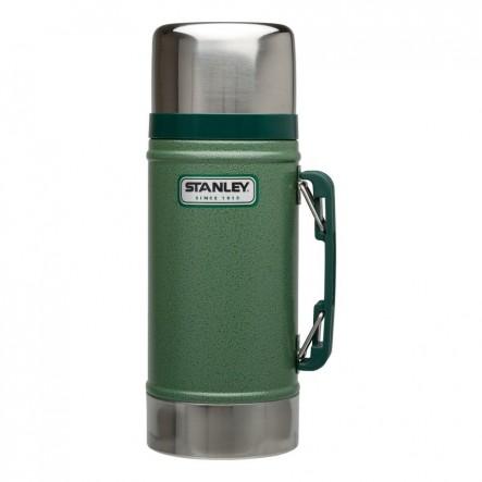 Termos pentru mancare Stanley Clasic Inox 700 ml - Kaki