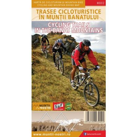 Trasee cicloturistice in Muntii BANATULUI - Muntii Nostri