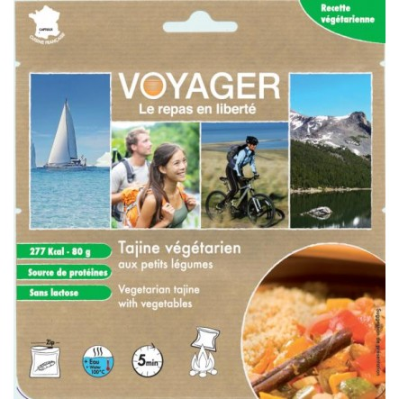 Mancare Voyager tocana marocana vegetariana