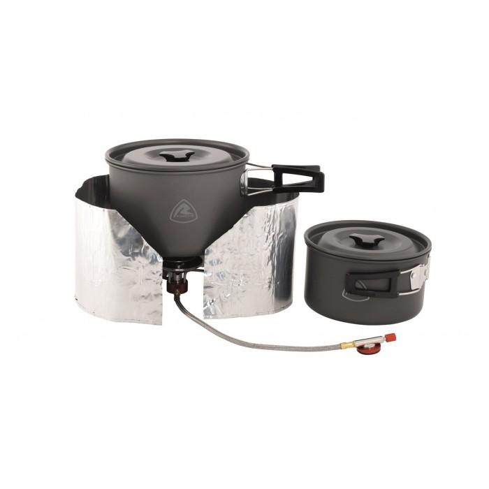 Zestaw naczyń z palnikiem Fire Ant Cook System 2-3 Robens