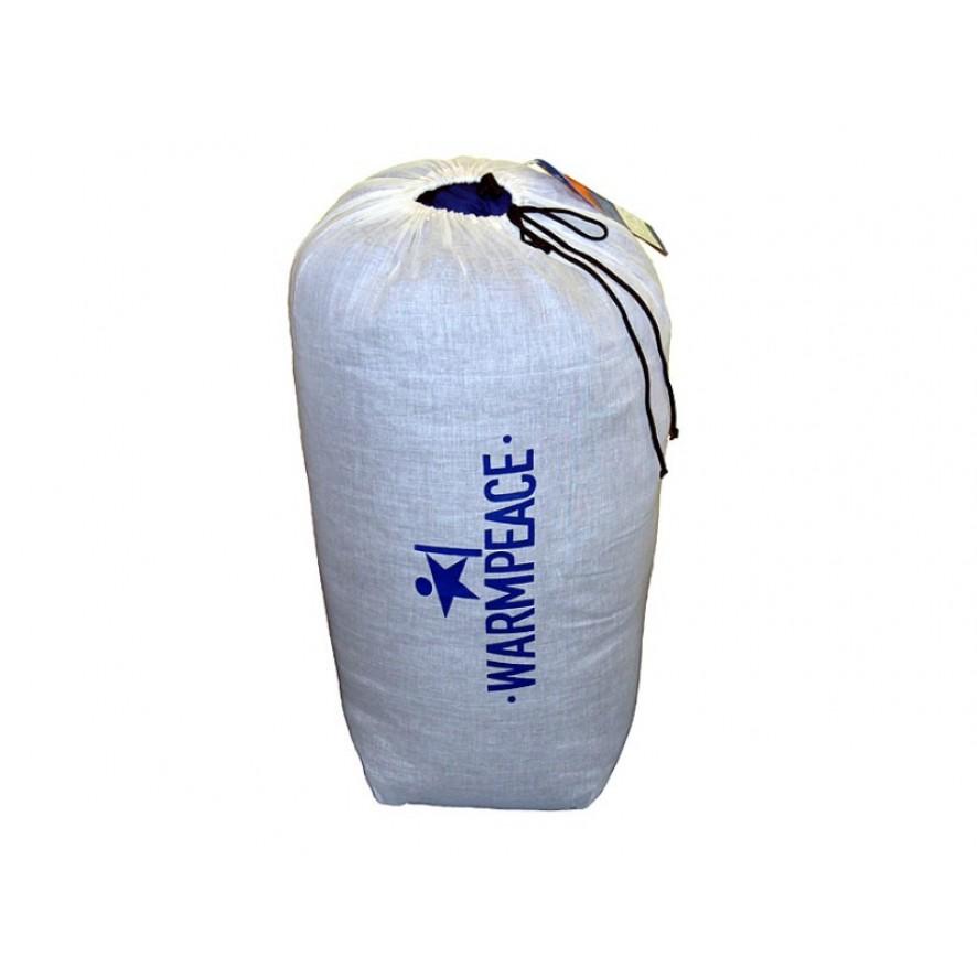 cele mai recente de unde pot cumpăra vânzare cu amănuntul Sac pentru depozitare din bumbac Warmpeace - Accesorii saci de dormit