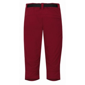 Pantaloni drumetie 3/4 femei Hannah Row - Rhododendron