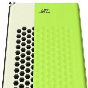 Saltea autogonflabila Hannah Leisure 5 cm - Verde