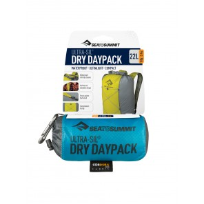 Rucsac impermeabil Sea to Summit Ultra Sil Dry Daypack - Sky Blue