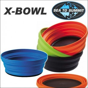Bol Sea To Summit X-Bowl - Lime