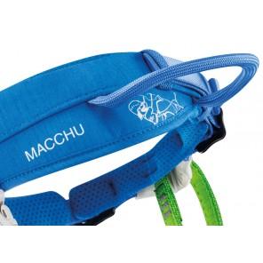 Ham alpinism pentru copii Petzl Macchu - Violet