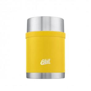 Termos Esbit Sculptor pentru mancare 750 ml -Sunshine Yellow