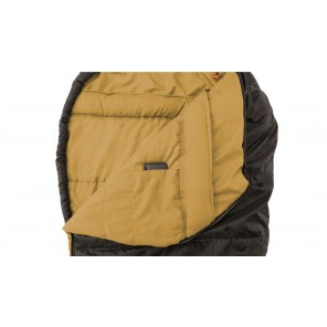 Sac de dormit Easy Camp Orbit 200 - Negru