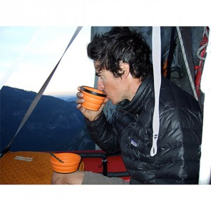 Cana pliabila Sea To Summit X-Cup - Lime