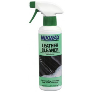 Spray de curatare incaltamine piele - Nikwax Leather Cleaner