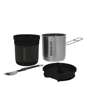 Set de vase camping Stanley Adventure Compact Cook 0.7L