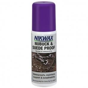 Solutie Nikwax pentru impermeabilizat piele nubuck si suede