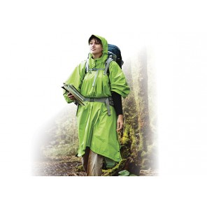 Poncho Sea To Summit Nylon Tarp - Verde