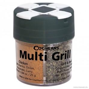 Cutie condimente pentru gratar Coghlans Multi Grill