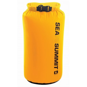 Sac impermeabil Lightweight Dry Bag Sea To Summit 8L - Galben