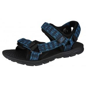 Sandale drumetie Hannah Feet - Albastru