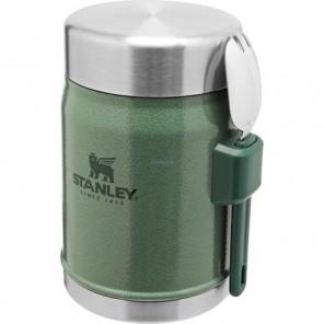 Termos pentru mancare cu tacam Stanley 0.4L - Verde