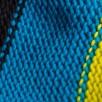 Caciula din lana merino ZAJO Lauri - Negru/Albastru