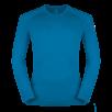 Bluza de corp din lana merino ZAJO Bjorn - Albastru