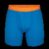 Boxeri din lana merino ZAJO Bjorn - Albastru
